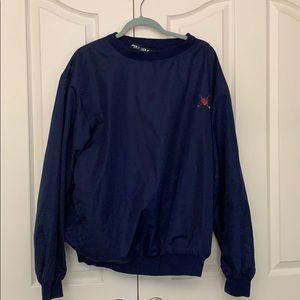 Ralph Lauren Polo Golf Navy Blue Sweater Size XL